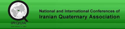 National and International Conferences of Iranian Quaternary Association
